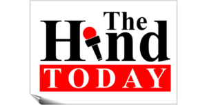 The hind today logo