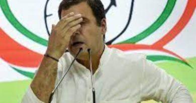 राहुल गांधी के ट्विट में हुई गलती पर बीजेपी ने ली चुटकी, विधायक ने सिखाई भाषा शैली