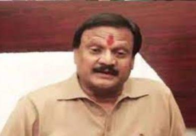 पूर्व मंत्री ने BJP को बताया कफन चोर, कहा- भगवान राम को बेच दिए, न जाने कब उनका आ