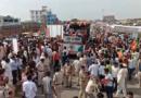 केंद्रीय मंत्री ज्योतिरादित्य सिंधिया के रोड शो को चुनौती पर मांगा जवाब