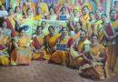अखिल भारतीय मारवाड़ी महिला सम्मेलन महू शाखा द्वारा द्वितीय ज़ोनल बैठक स्वर्णिमा भोर सम्पन्न